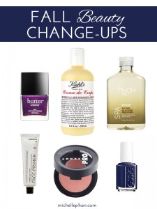 Fall Beauty Swaps