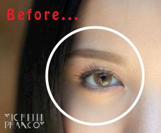 Even Out Your Eyelids Without Surgery - Michelle Phan